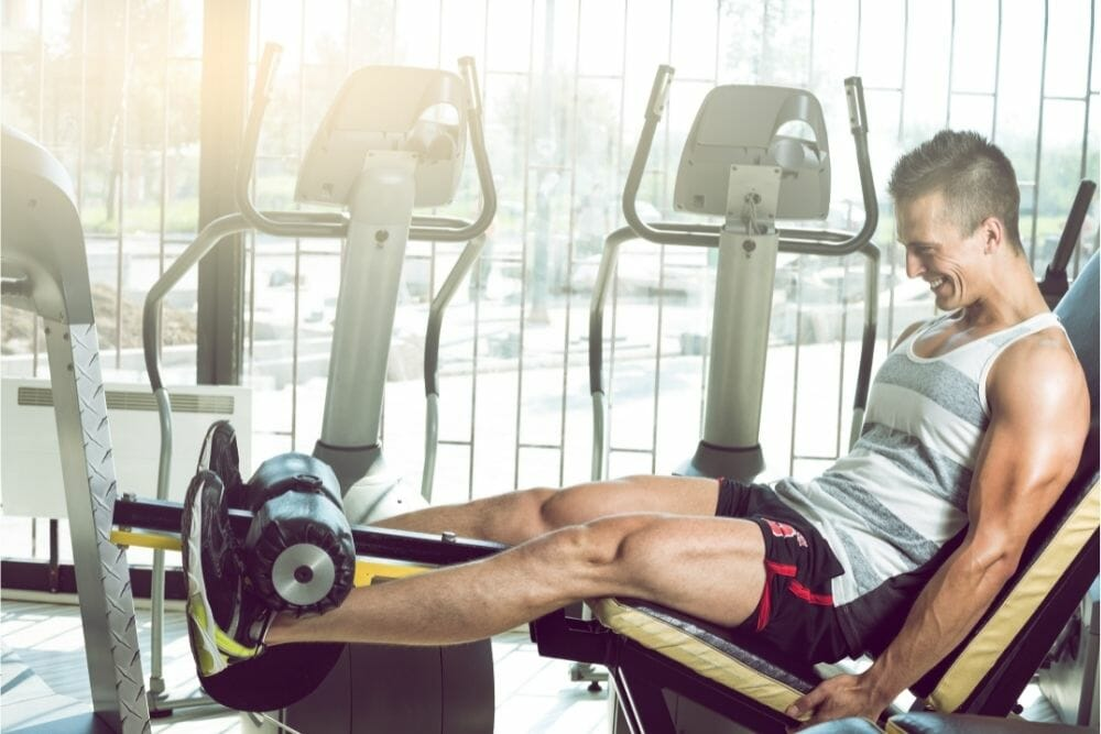 Do Leg Extensions Build Muscle
