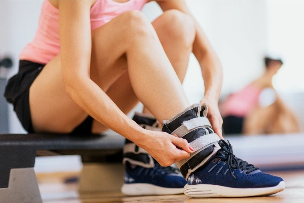 What Is The Uses Of Ankle Weights